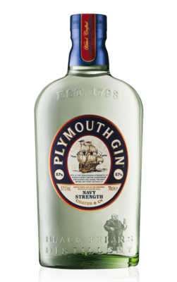 Plymouth Navy Strength Gin 57% 70cl