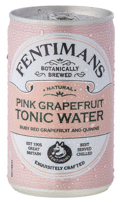 Fentimans Pink Grapefruit Tonic Water Blik 15cl