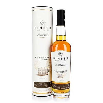 Bimber Re-Charred Oak Casks Single Malt Whisky 51,9% 70cl