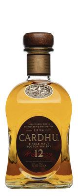 Cardhu 12 Years Single Malt Whisky 40% 70cl