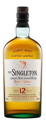 The Singleton of Dufftown 12 Years Single Malt Whisky 40% 70cl