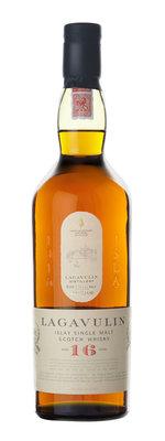 Lagavulin 16 Years Single Malt Whisky 43% 70cl