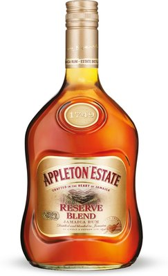 Appleton Estate Reserve Blend Rum 40% 70cl