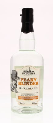 Peaky Blinder Spiced Dry Gin 40% 70cl