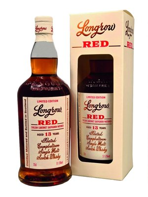 Longrow Red 2020 13 Year Old Whisky 51.6% 70cl