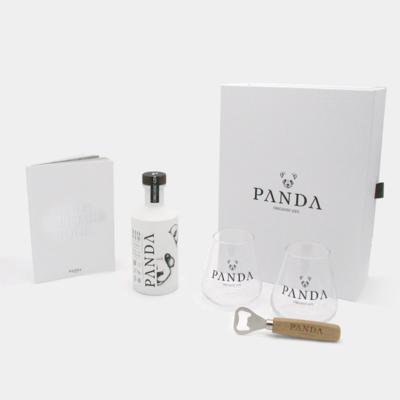Panda Bio Gin 50cl White Giftbox