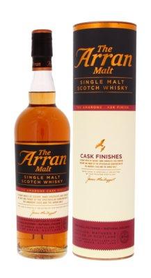 The Arran Malt Amarone Cask Finish Whisky 50% 70cl