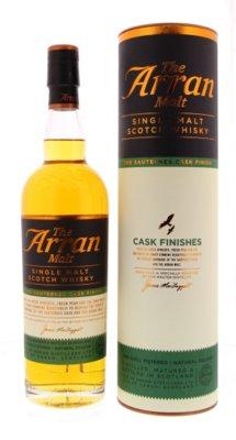 The Arran Malt Sauternes Cask Finish Whisky 50% 70cl