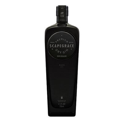 Scapegrace Black Gin 41.6% 70cl