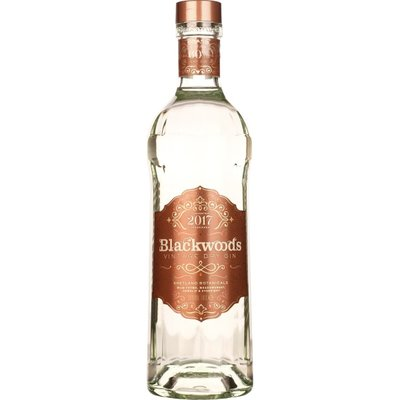 Blackwoods Vintage Dry Gin 60% Limited Edition 70cl