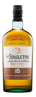 The Singleton of Dufftown 15 Years Single Malt Whisky 40% 70cl