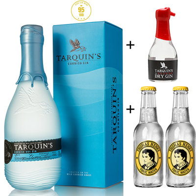 Tarquin's Dry Gin Stay At Home Deal