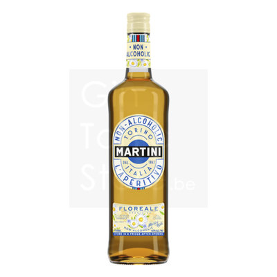 Martini Floreale Vermouth 0% 75cl