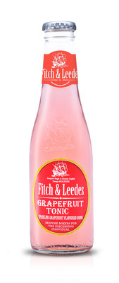 Fitch & Leedes Pink Grapefruit Tonic 20cl