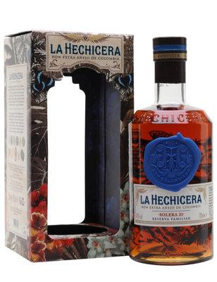 La Hechicera Rum 40% 70cl