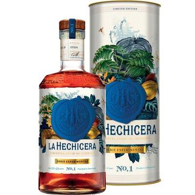 La Hechicera Rum Experimental Serie No1 43% 70cl