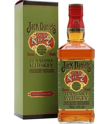 Jack Daniel's Old No 7 Legacy Edition 1 Whisky 70cl