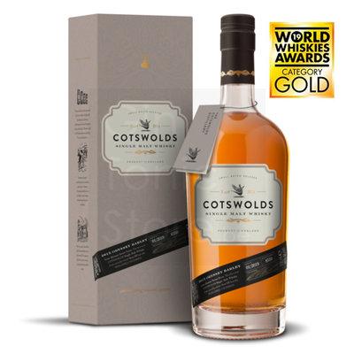 Cotswolds Single Malt Whisky 46% 70cl