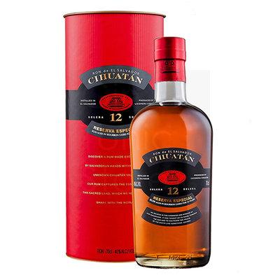 Cihuatan Rum 12 Years 40% 70cl