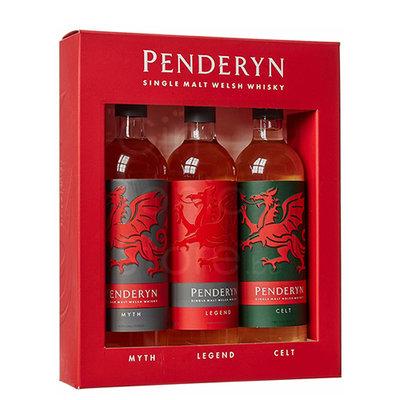 Penderyn Single Malt Triple Pack 3x20cl