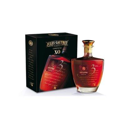 Jules Gautret XO 3rd Millenium Cognac 40% 70cl