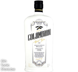 Colombian Ortodoxy Aged Gin 70cl