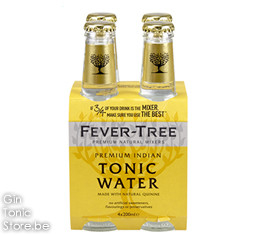 Fever-Tree Indian Tonic Water 4x200ml