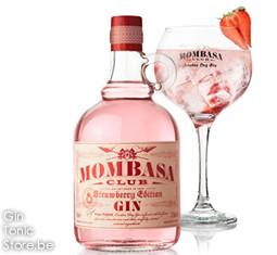 Mombasa Club Strawberry Gin 37,5% 70cl