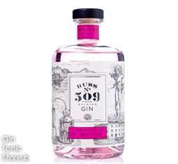 BUSS N°509 Pink Grapefruit Gin 40% 70cl