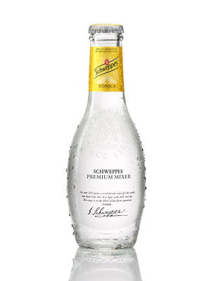 Schweppes Original Premium Tonic 4x200ml