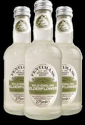 Fentimans Wild English Elderflower 275ml