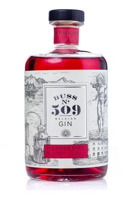 BUSS N°509 Raspberry Gin 40% 70cl