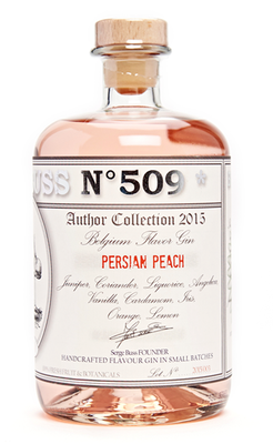 BUSS N°509 Persian Peach Gin 70cl