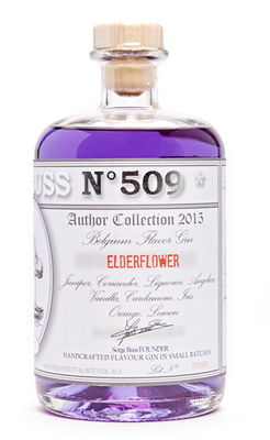 BUSS N°509 Elderflower Gin 70cl