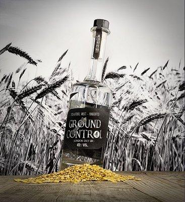 Ground Control Gin 4 - Tarwe 50cl