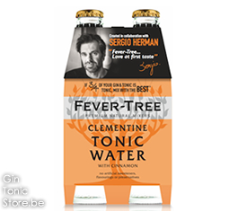 Fever-Tree Clementine Tonic Water 4x200ml