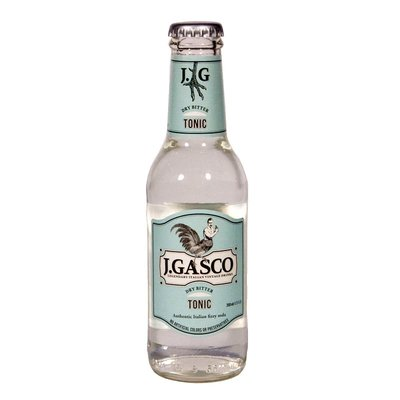 J.Gasco Dry Bitter Tonic 20cl