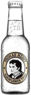 Thomas Henry Elderflower Tonic Water 200ml