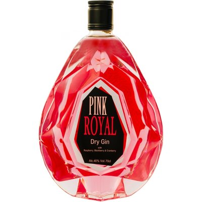 Pink Royal Dry Gin 70cl