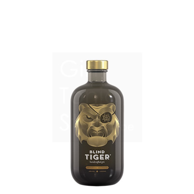 Blind Tiger Imperial Secrets Gin 45% 50cl + gratis glas