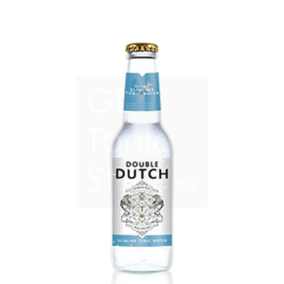 Double Dutch Slimline Indian Tonic 20cl
