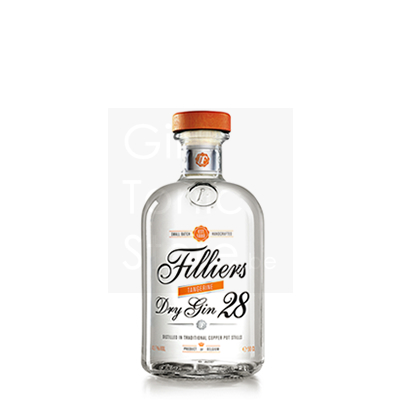 Filliers Tangerine Dry Gin 28 50cl