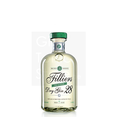 Filliers Pine Blossom Dry Gin 28 50cl
