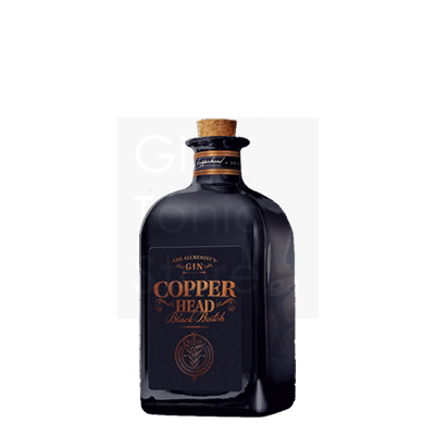 Copperhead Black Gin 50cl