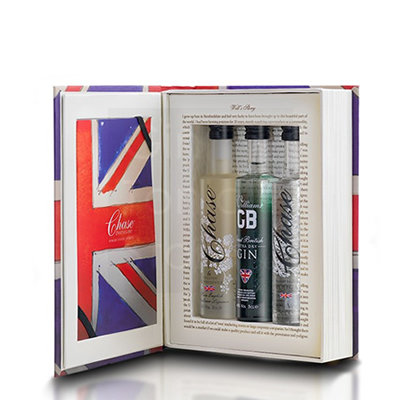 Williams Chase Brand Book Mini giftpack