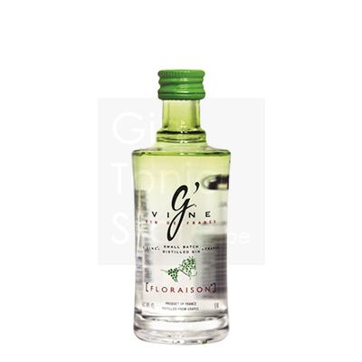 G'Vine Floraison Gin Mini 5cl