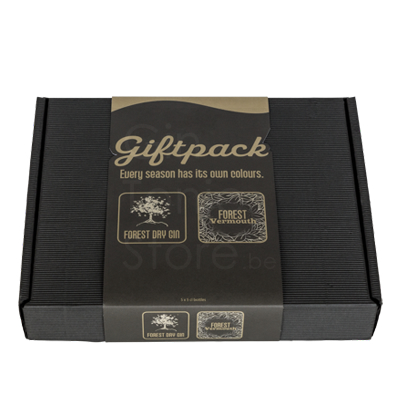 Forest Dry Gin Mini Giftpack 5x5cl