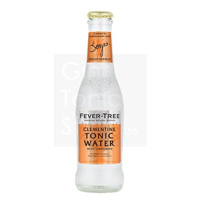 Fever-Tree Clementine Tonic Water 20cl
