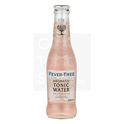 Fever-Tree Aromatic Tonic Water 20cl