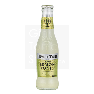 Fever-Tree Lemon Tonic Water 20cl